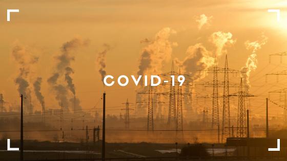 globalne ocieplenie a covid-19